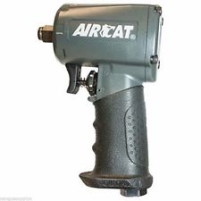 "Aircat 1055-TH 1/2"" Drive Compact Stubby Air Impact Gun Wrench"