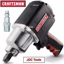Craftsman 1/2 Drive Impact Wrench Pneumatic Air Gun Mechanic Tool Torque - NEW