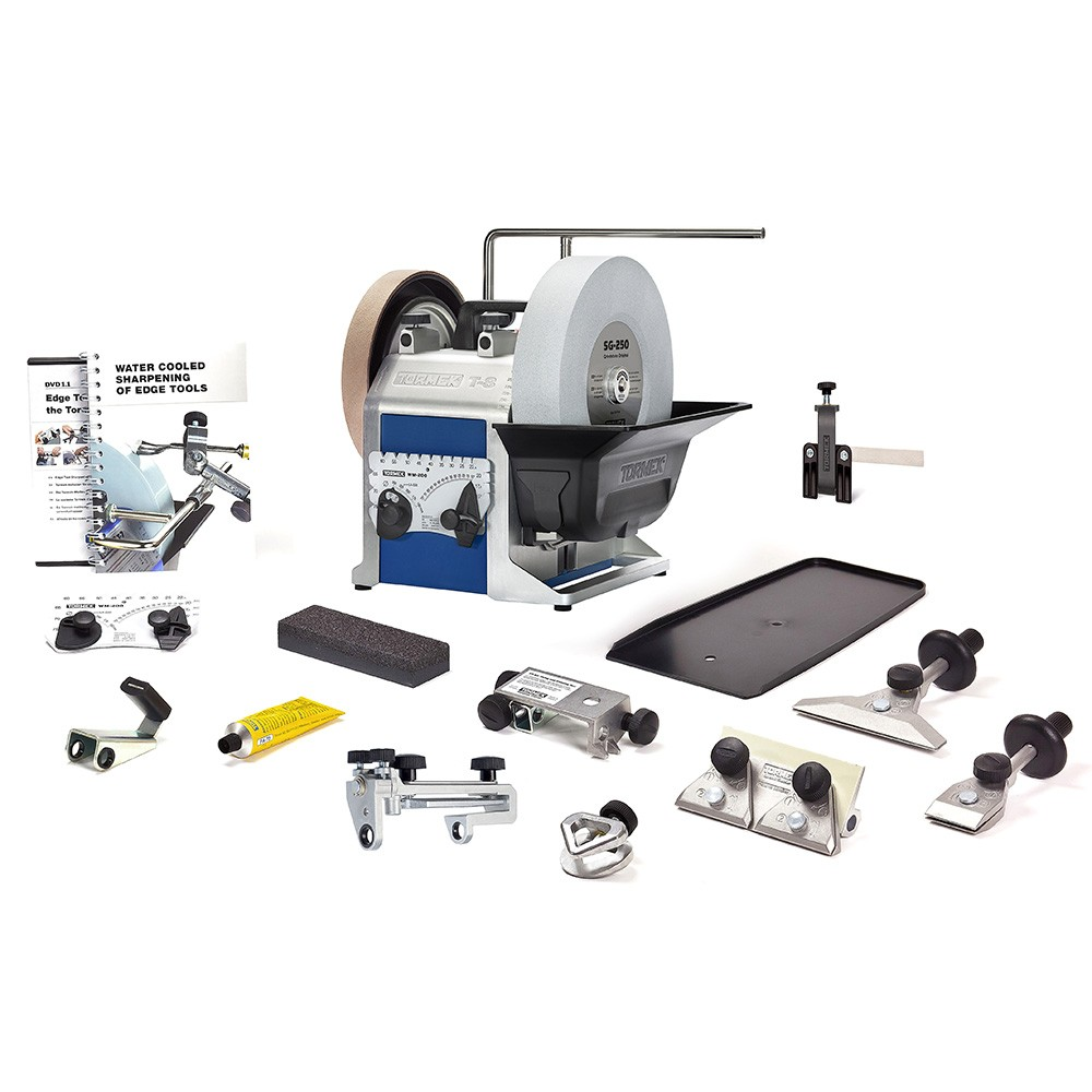 Tormek T-8 with Hand Tool Kit Bundle