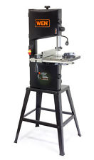 WEN 10-Inch Two-Speed Band Saw with Stand and Worklight Stationary Power Tools