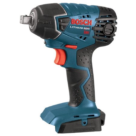 Bosch 24618B 18V Cordless Lithium-Ion 1/2 in. Impact Wrench (Bare Tool)