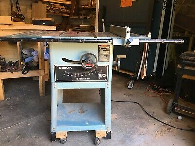 10 In Delta Table Saw
