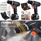 20V Electric Drill Cordless Power Drill / Driver with 49pcs Bits Set & A Bag