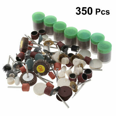 350Pcs For Dremel Rotary Power Tool Accessories Bit Set Polishing Kits US STOCK