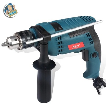 An Jieshun 950W impact drill multi-function electric drill dual-hand electric drill set home wall hardware hardware power tools