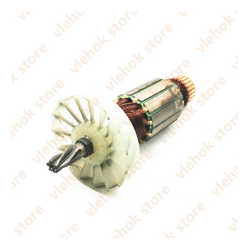 Armature Rotor for METABO KS 216 M Lasercut KS216Lasercut KS216MLasercut 8014734881 Power Tool Accessories Electric tools part