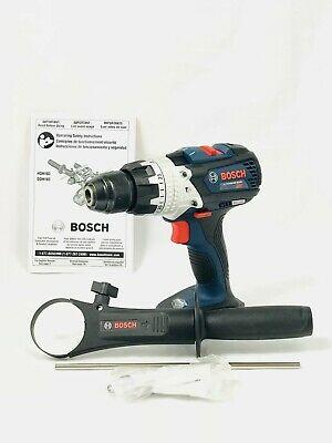 Bosch HDH183B Hammer Drill/Driver 18V EC Brushless Brute Tough 1/2 In.