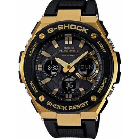 Casio G-Shock G-Steel Solar Power Ana-Digi Watch GSTS100G-1A