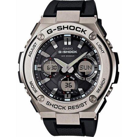Casio G-Shock G-Steel Solar Power Ana-Digi Watch GSTS110-1A