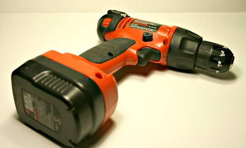 tools drill (Photo: HomeSpot HQ on Flickr)