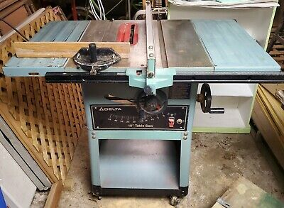 Delta model 34-670 table saw