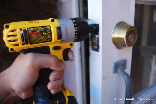 driver cordless drill screwdriver powertools dewalt (Photo: Charles & Hudson on Flickr)