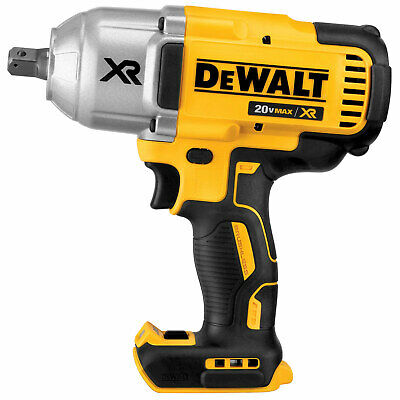 "Dewalt DCF899B 20v MAX* XR Brushless 1/2"" Impact Wrench, Detent (Bare)"