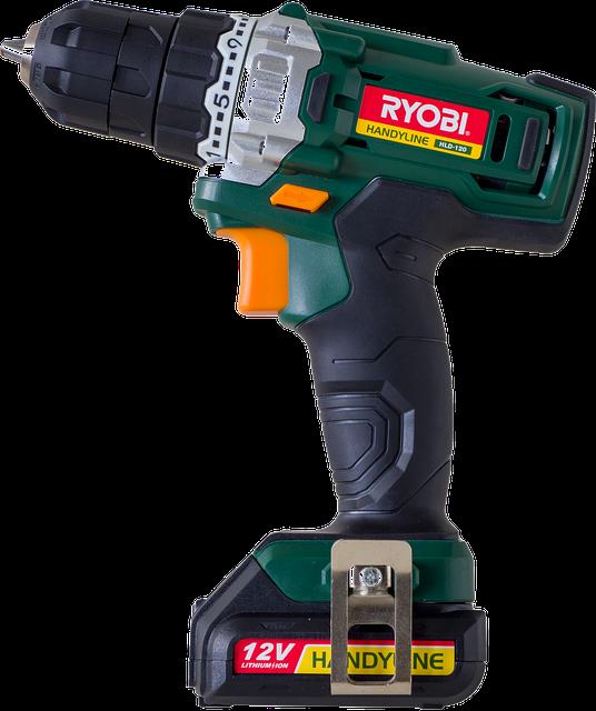 drill, tool, screwdriver
