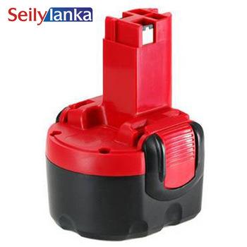for BOSCH 9.6V 3300mAh power tool battery 2607335707,2607335272,2607335260,BAT0408,BAT100,BAT119