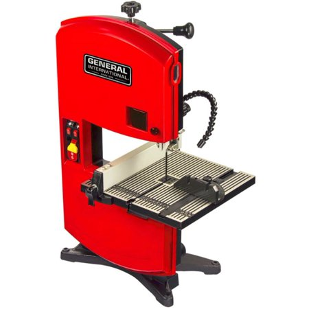 """General International Power Products BS5105 9"""" 2.5A Woodcutting Band Saw"""