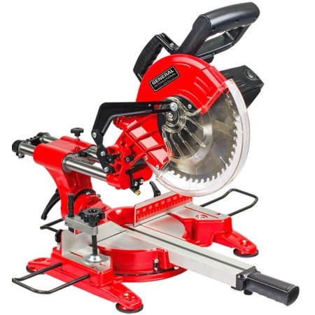 """General International Power Products MS3005 10"""" Sliding Miter Saw"""