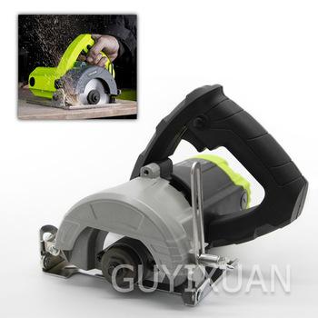 Handheld household multifunctional stone / wood / metal / tile High power circular saw cutting machine