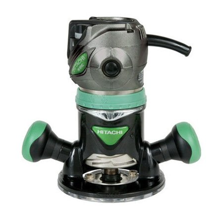 Hitachi M12VC 2-1/4 HP Variable Speed Fixed Base Router