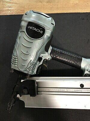 "Hitachi Nr90ae(s) Plastic Collated Framing Gun 21 Degrees 3-1/2"""