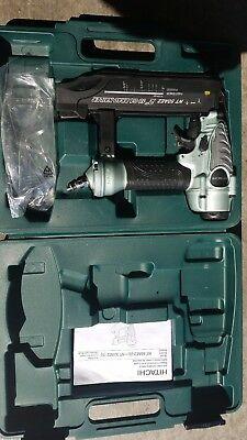 "Hitachi NT50AE2 2"" 18-Gauge Brad Nailer kit nail gun nt50ae with 1 year warranty"