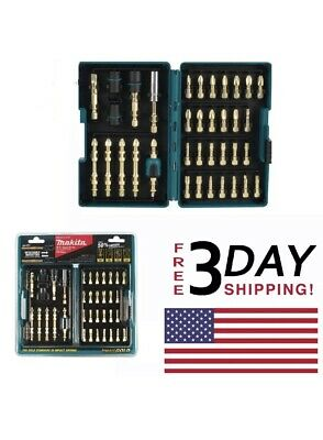 Makita Driver Bit Set (38 Piece)Impact Gold Driving Bits Power Tool Accessories