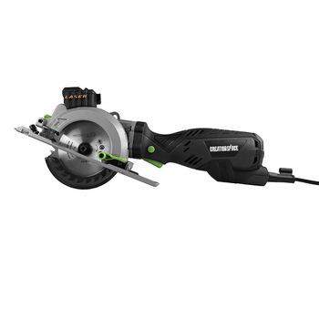Mini Circular Saw Handle Power Tools for Cut Wood Metal Tile Blade Saws EU Plug Wood working Circular Saw 115mm powerful saw