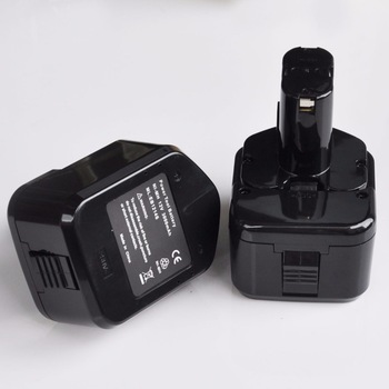 US 12V 3.0Ah Rechargeable NI-MH Battery Replace for Hitachi cordless Electric drill screwdriver EB1214L EB1214S EB1230R