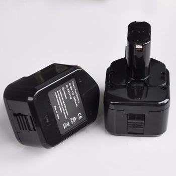 US 1PCS 3000mah 12V Ni-Mh Rechargeable Battery pack for Hitachi cordless Electric drill screwdriver EB1212S EB1214S EB1220HL